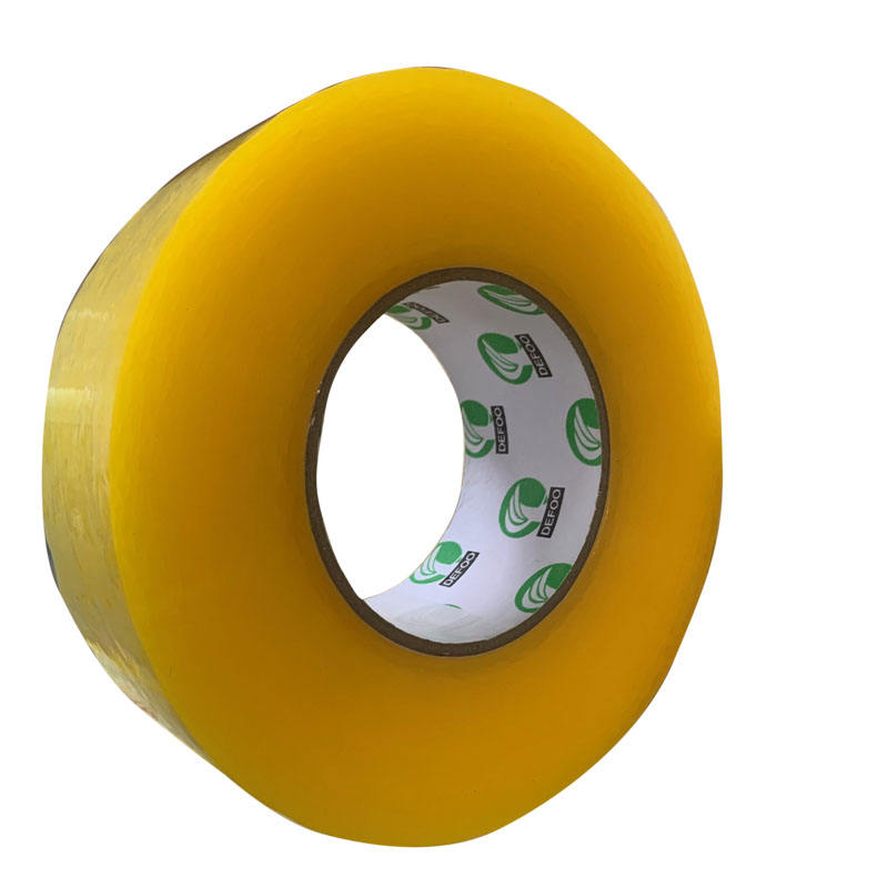 Factory Custom Transparante Waterdichte Verpakking Cello Tape 50MIC * 300M Opp Bopp Clear Adhesive Verpakking Tape