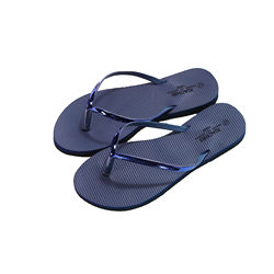 Summer New-Style Fashion Casual Outer Wear Women Flip Flops Non-Slip Flat Rubber Slippers Sandals