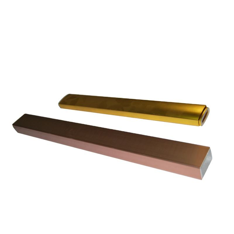 Professional Customized Copper Pipe Aluminium Extrusion Types