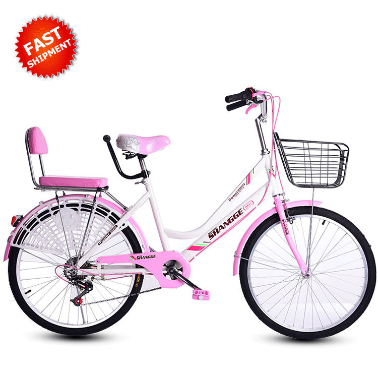 fast shipment Hot products China made 24 inch cheap wholesale steel retro road bike/city bicycle/cheap bicycles for sale