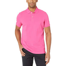 Dongguan Factory Custom Wholesale Top Quality Quick Dry Polo T Shirt for Men