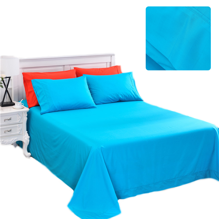 Cotton Beding Set Bed Sheets 100% Cotton 4-Piece Bed Sheet Set