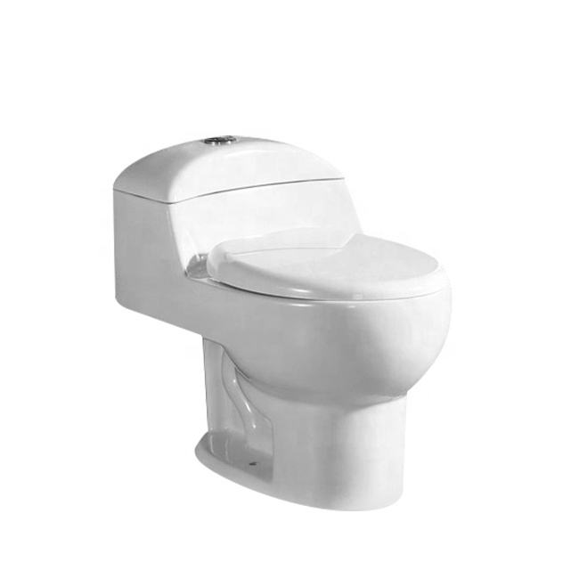 Ceramics S-Trap Promotions Price Floor Mounted Wash Down Siphon Jet Ceramic Indoor Bathroom WC Water Saving Closet Toilet