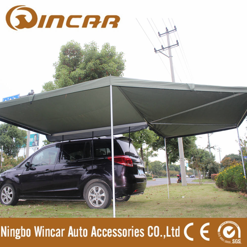 270 Degree Foxwing Awning For Cars