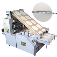 Industrial Automatic Pita Bread Making Machine