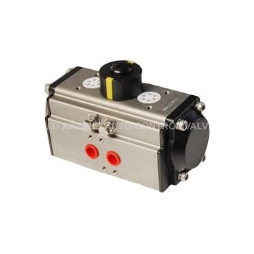 pneumatic Double Acting rack pinion quarter turn Valve actuators