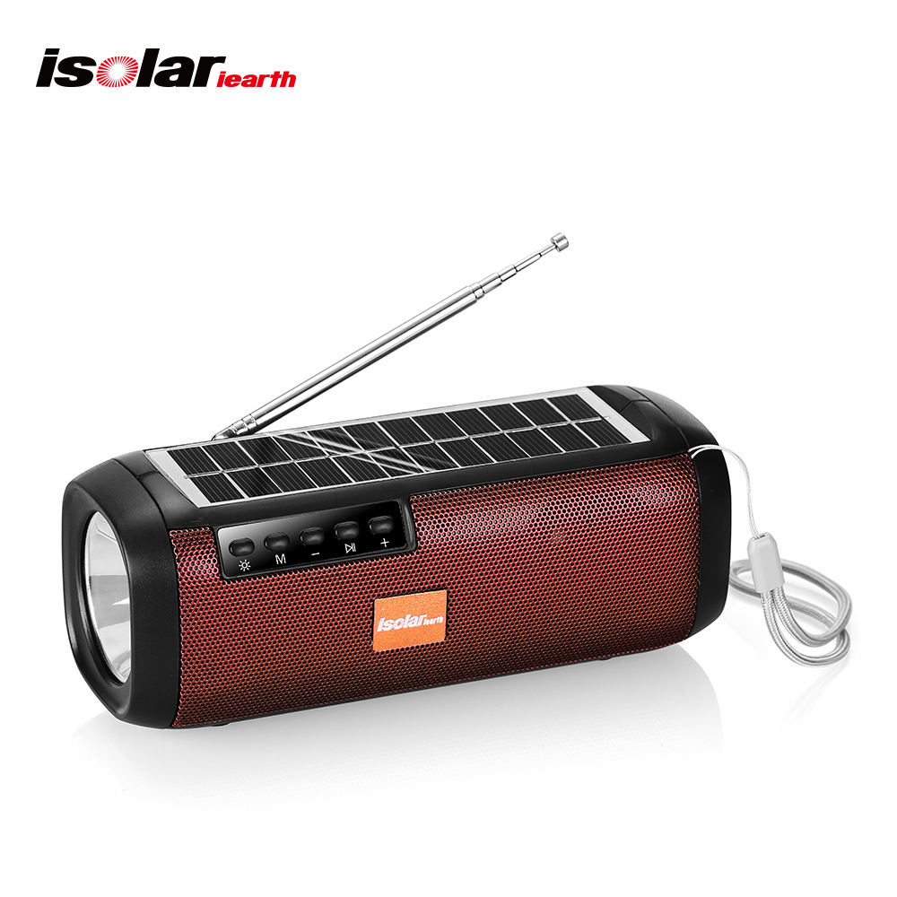 New 2021 trending product pro wireless BT speaker IS-X15 portable speaker with fm radio MP3