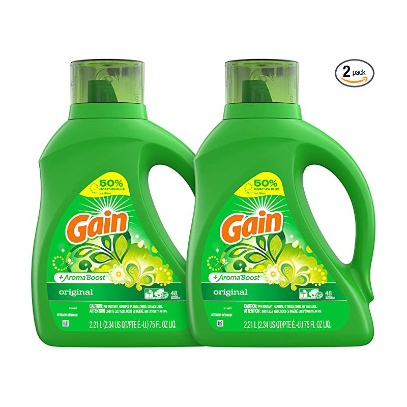 Wholesale Private Label Design Organic Washing Liquid Detergent