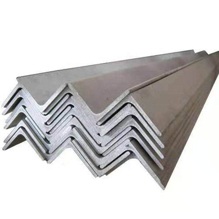 China galvanised steel angle bar angle iron good price per kg steel angle iron weights