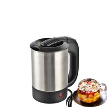 Zhongshan Electric Small Home Appliances 0.5L 05 Litre Noodle Pot Mini Travel Electric Kettle