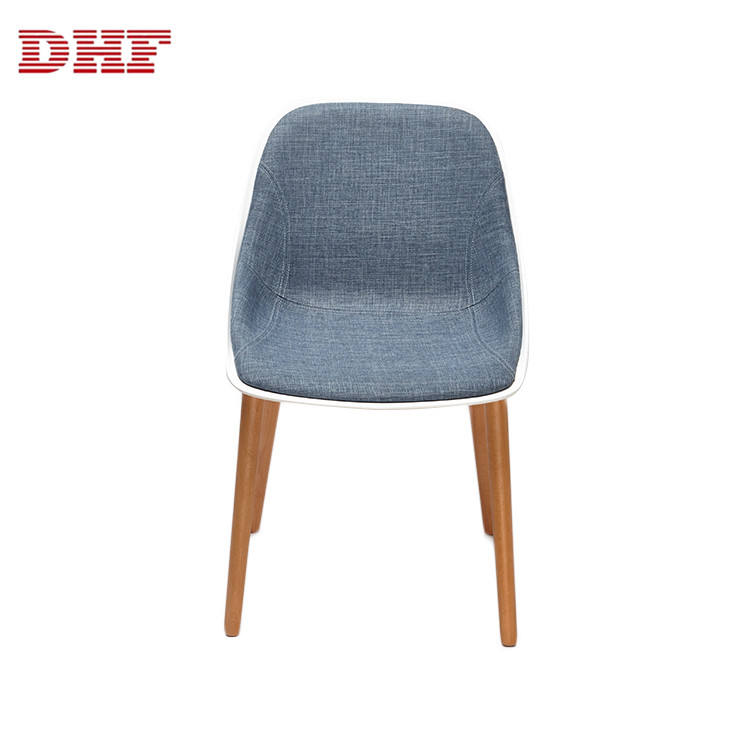 Cheap Modern Comfortable Living Room/Dinging Room Furniture Fabric Dinning Chairs
