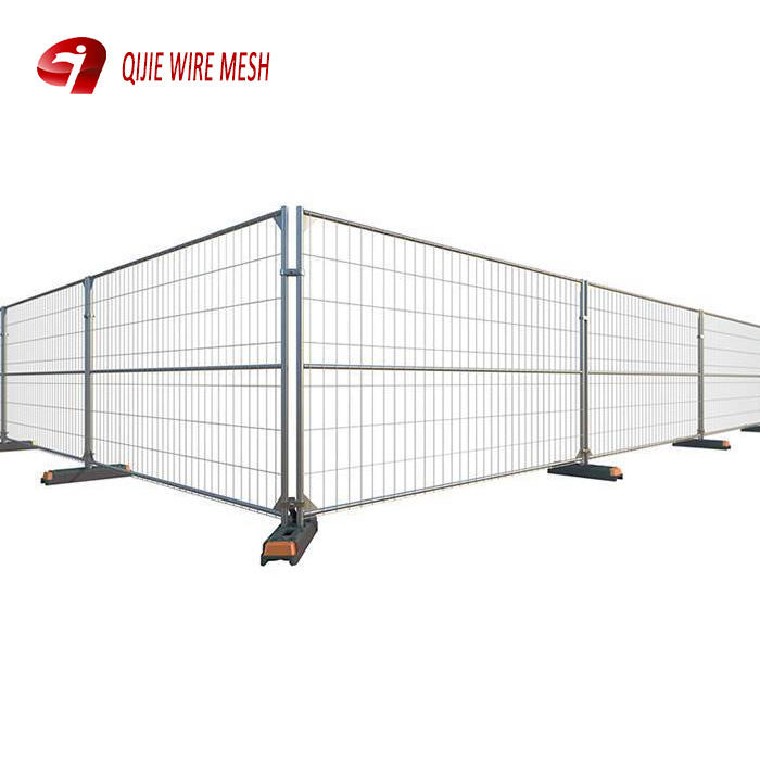6ft x 9 ft Security Temporary Fence for Canada Market