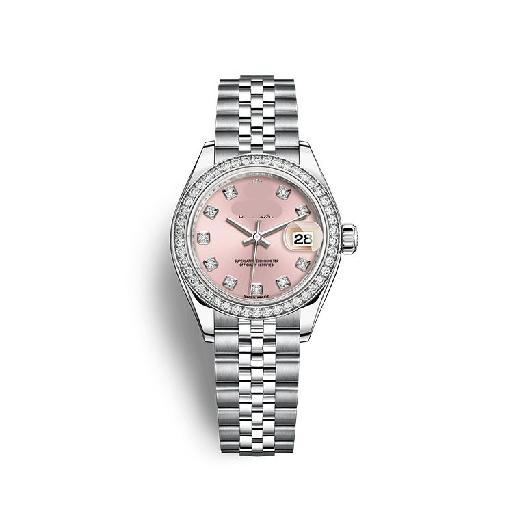 High Quality Swiss Brand Popular Rollexed Diamond Watch Ladies Watch Women