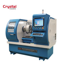 Wheel Repair Machine Tools/China CNC Alloy Rim Repair Lathe WRM26H