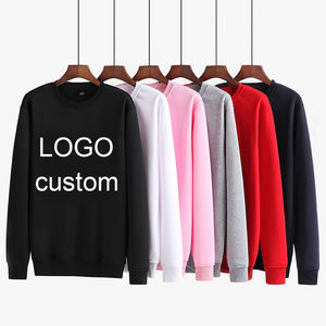 Printing sublimation Unisex Hoodie custom crewneck Sweatshirt