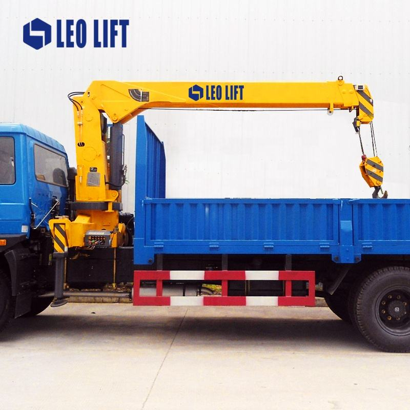 6Ton Telescopic Boom Truck Mounted Crane Used On Forklift For Sale In China