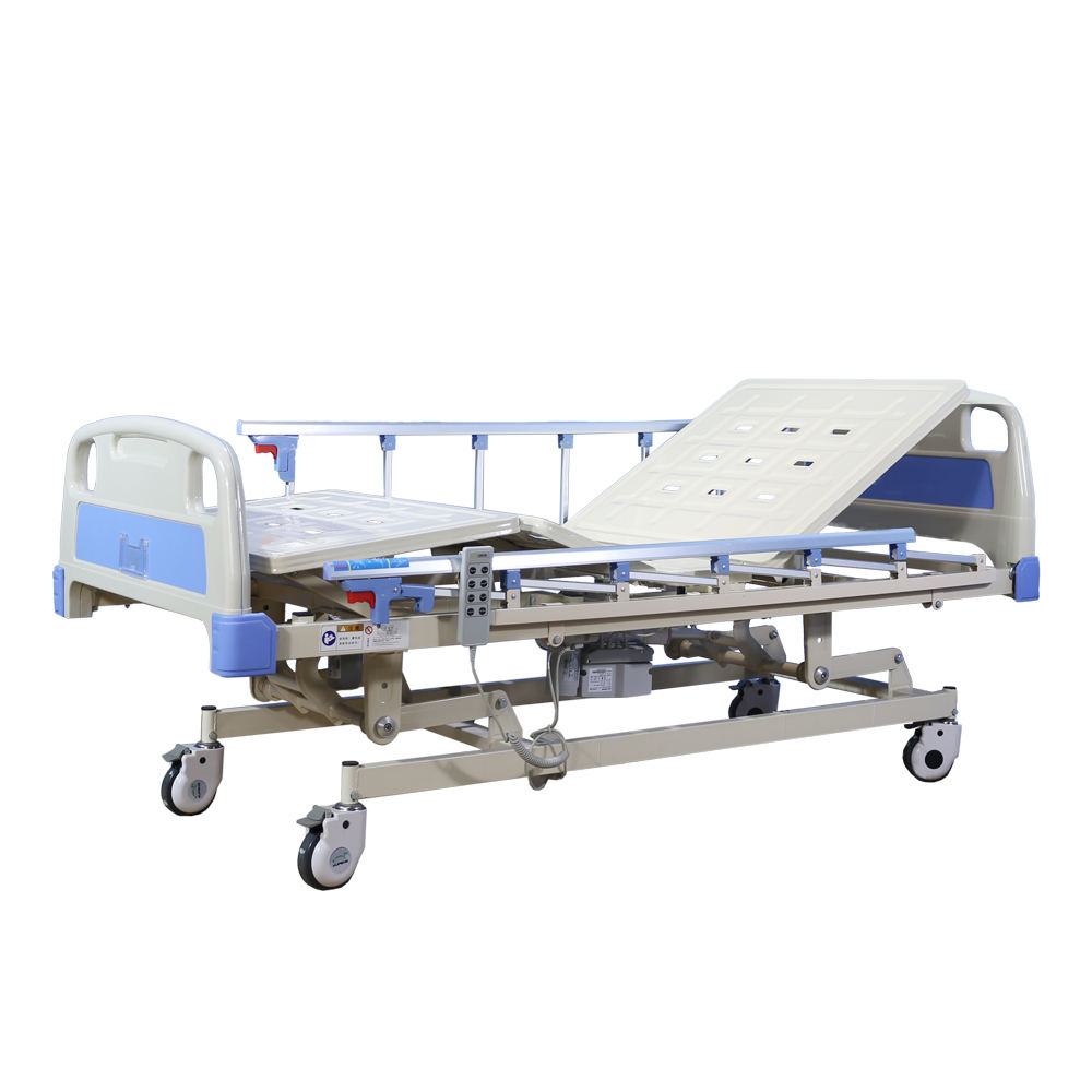 Factory outlet cheap price XF833 height adjustable three Functions electric medical bed