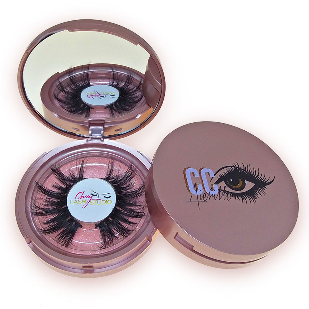 Mytbeauty Wholesale China Oem Makeup 25Mm Eyelashes Lashes Packing Box Personalized Eyelash Box