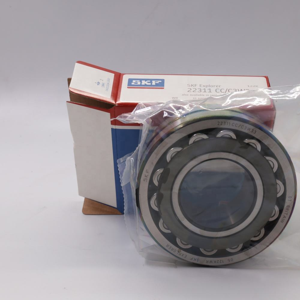 China best supplier SKF spherical roller bearing 22311 ek SKF bearing 23214 22316 e1 k c3