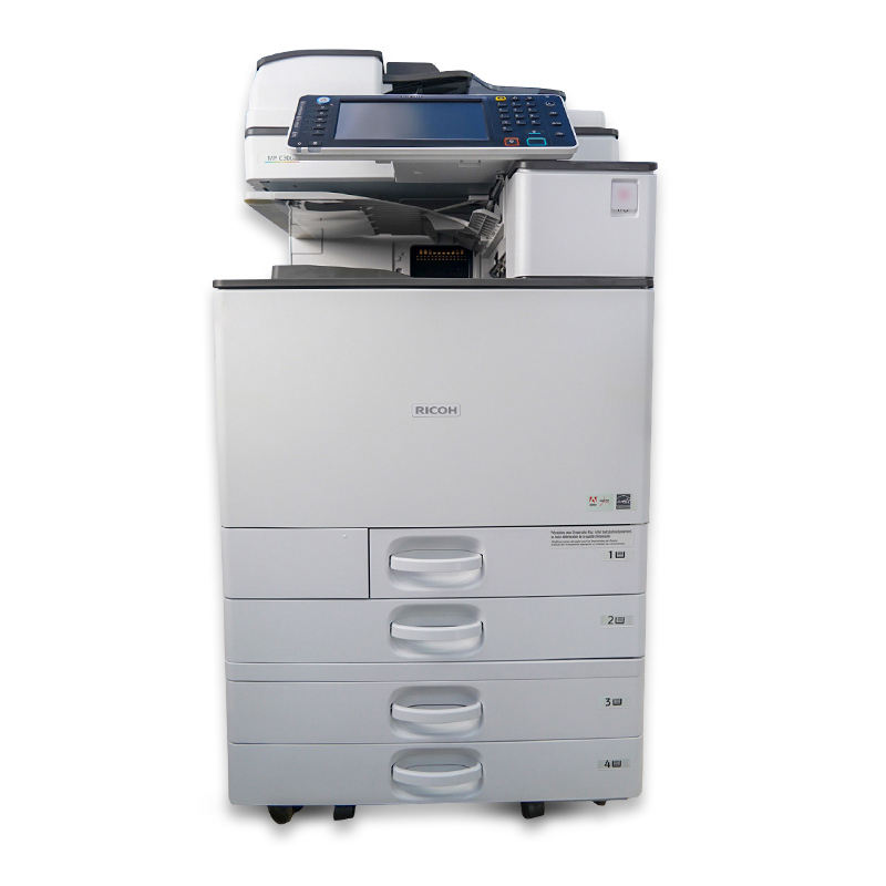Copier Used Photocopy Machine RICOH MPC3003 Used Copier Printer For Sale