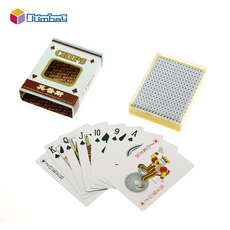 Cards playing custom children's playing cards mini playing card game