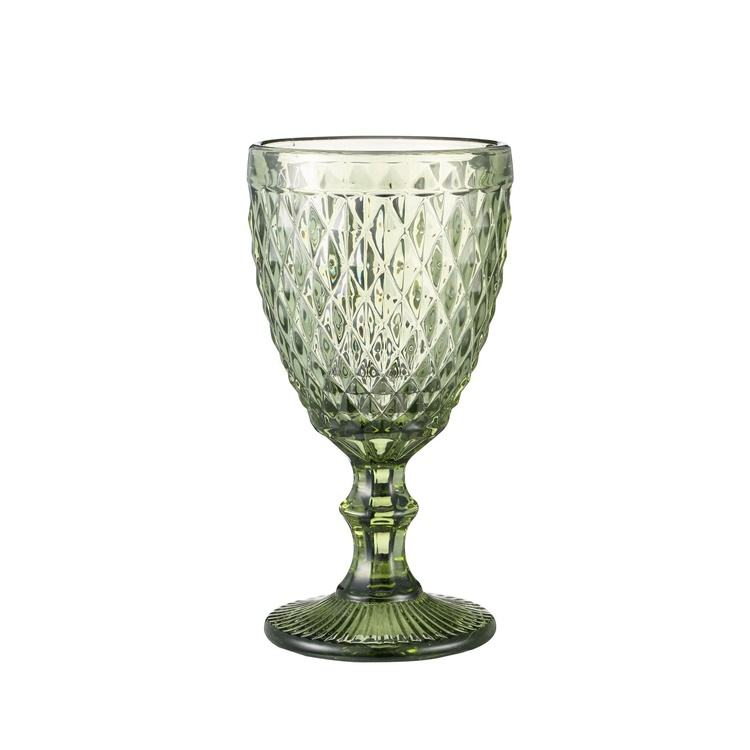 European luxury Fashionable Crystal Wine Glass Goblet Glass Cup for red wine Drinking