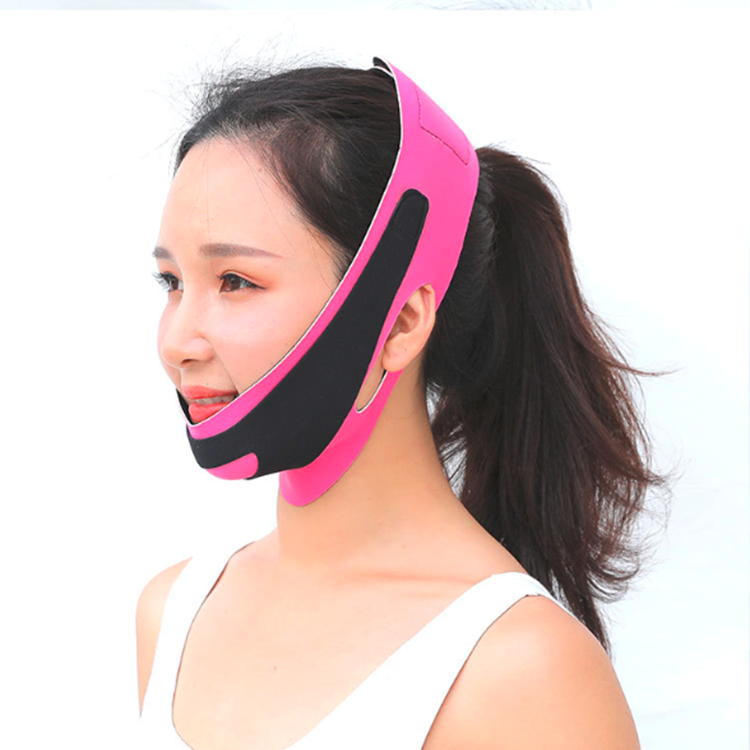 Face Slim V-Line Lift Up Belt Women Slimming Chin Cheek Slim Lift Up V Face Line Belt Anti Wrinkle Strap Band Facial Beauty Belt