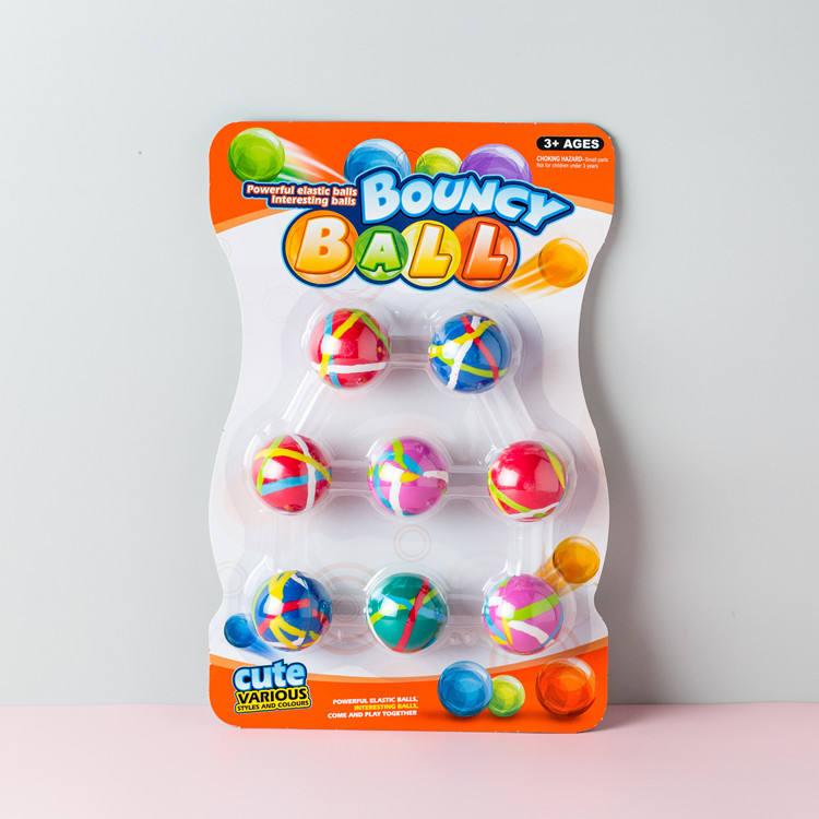 Chine fournisseurs nouveau design cadeau jouets colorés en <span class=keywords><strong>caoutchouc</strong></span> balles gonflables personnalisées