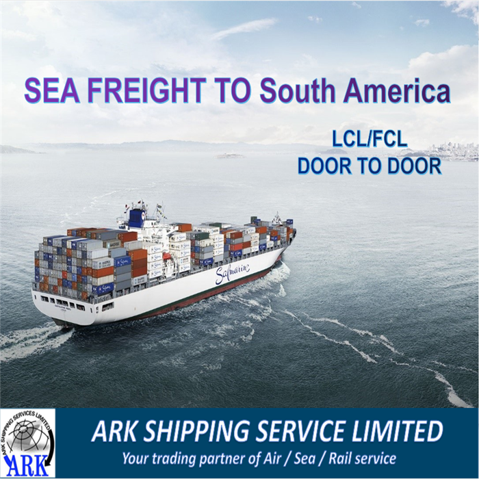 China sea freight shipping service to Colombia delivery container Transporte en contenedores