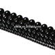 Agate 6mm 6mm Wholesale Natural Light Black Agate Stone Beads Stone 6mm