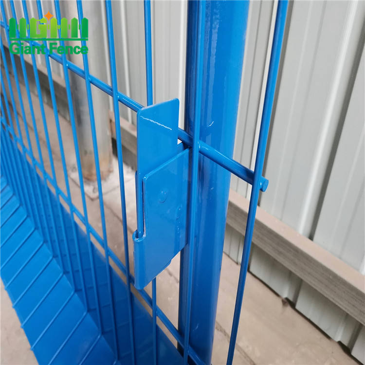 Construction Edge Protection Barrier Fence