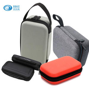 Waterproof Personal Custom Protective Shockproof Bag Smell Proof Zip Eva Tool Case For Electronic Device Smell Proof Case