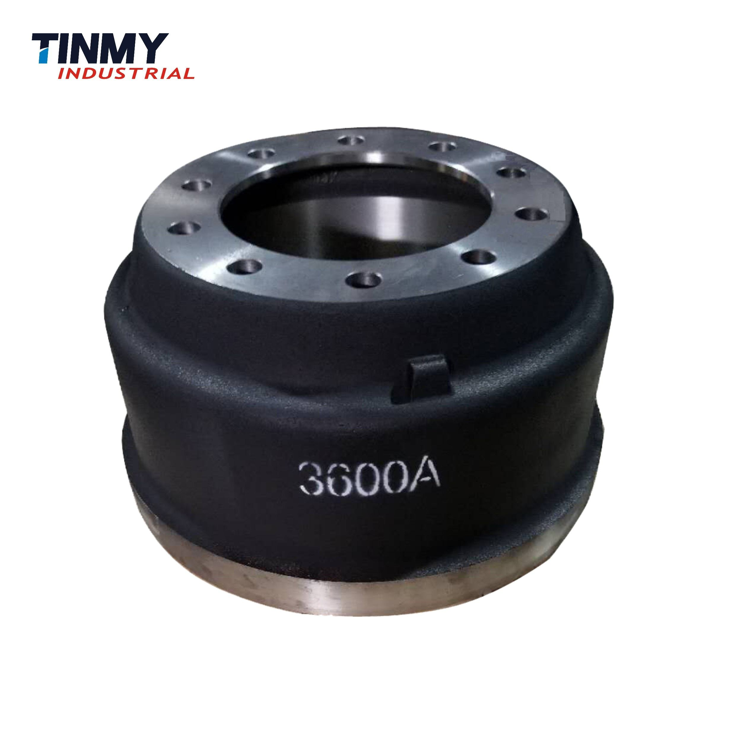Brake Drum 3600A for truck and trailer