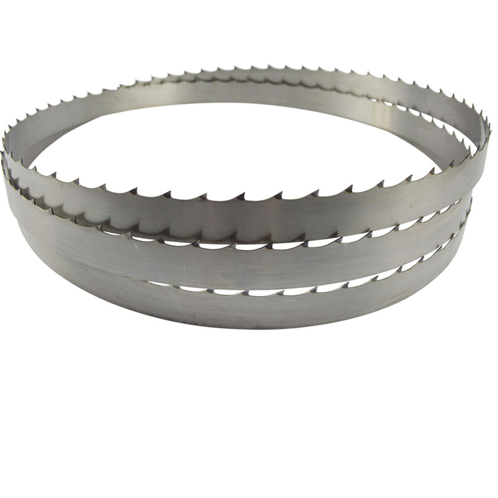 Alloy teeth hardened saw blades for wood cutting