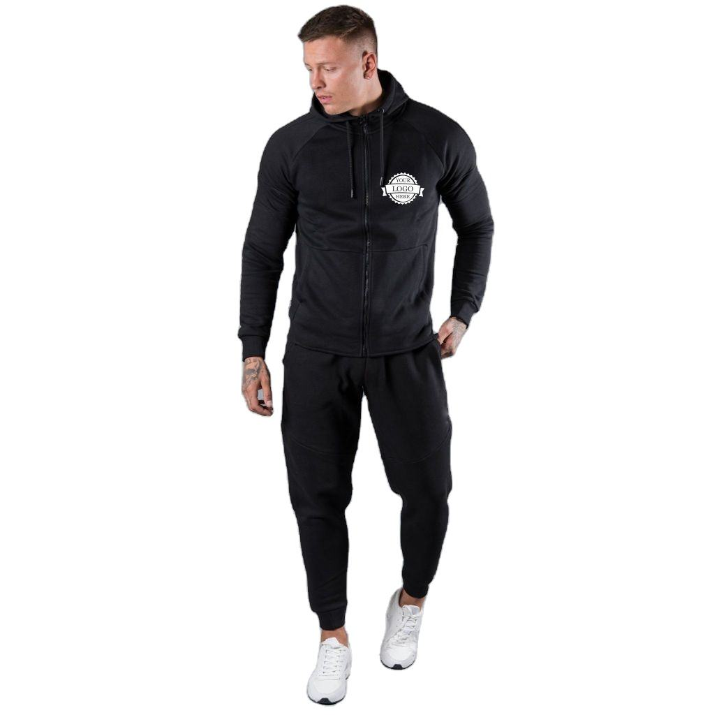 Custom patchwork embroidered logo polo tracksuit , polyester sports Sweat suit In Cheap Price