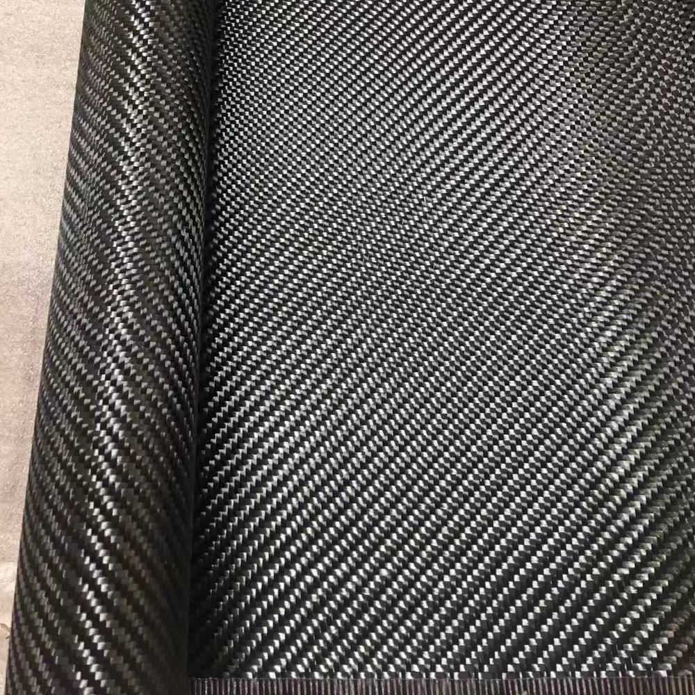 high quality t300 240g twill 1.5m wide carbon fiber fabric cloth