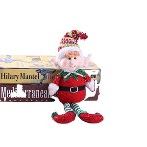 2020 wholesales Red and Green christmas on the shelf elf
