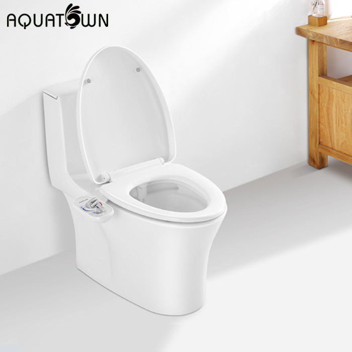 New Design Cold Water Combined Toilet and Bidet Attachable Bidet