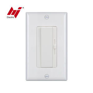 UL Terdaftar 0-10V PWM Dekorator LED Dimmer Switch