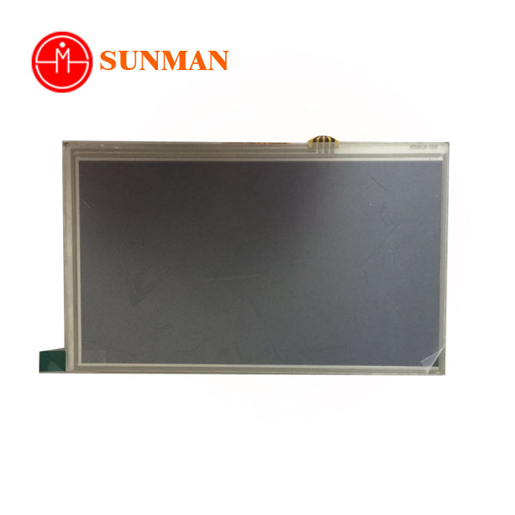 2019 hot 1024x600 LVDS 7 inch programmeerbare led panel touch screen display tft muti-touch screen