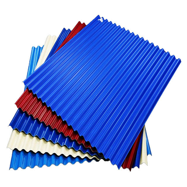 Factory supply type of roofing sheets corrugated steel plate