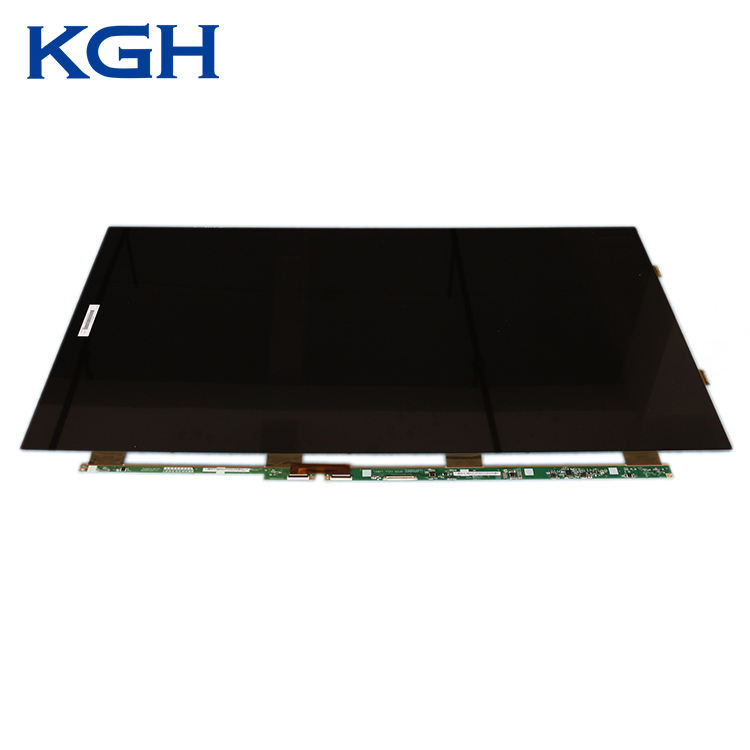 OEM ODM lcd led tv spare parts TV module Customized wide Screen Smart TV panel Full view 1200:1 55 inch digital television