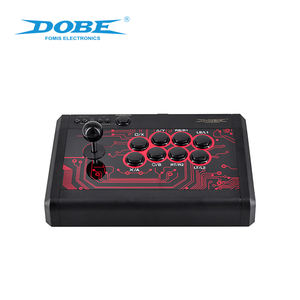 DOBE Factory Original Newest USB Arcade Fighting Stick Joystick For PS4 PS3 XboxONE S/X Xbox360 PC Android Game Accessories