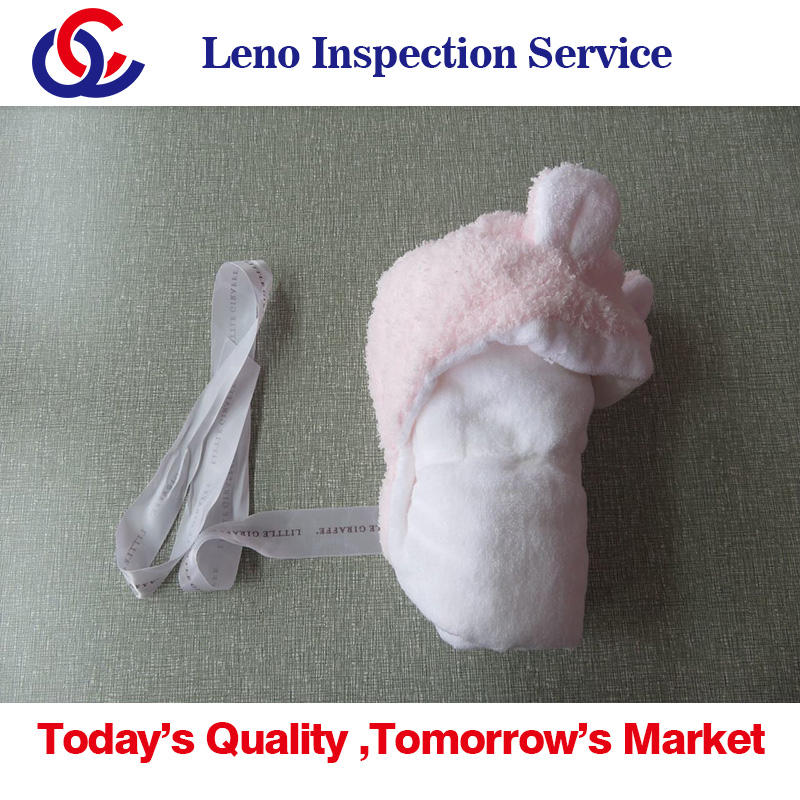 baby products Baby blanket inspection quality control service and baby check service