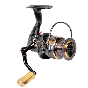 Beste cnc spool metall spinning reel fishing japan mit gras ritzel getriebe
