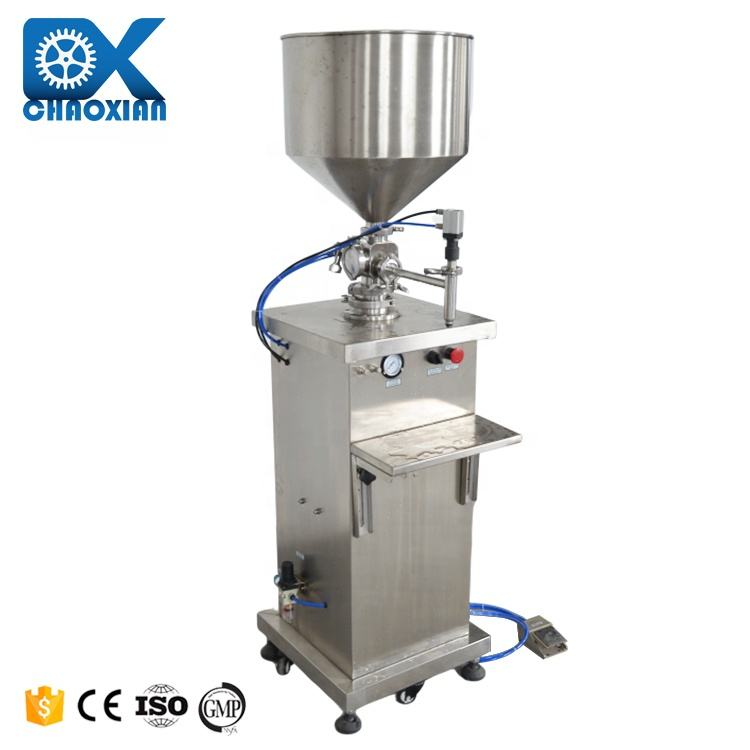 Semi Automatic Mineral Water Fruit Juice Drink Filling Wine Bottling Machine Plant Equipment