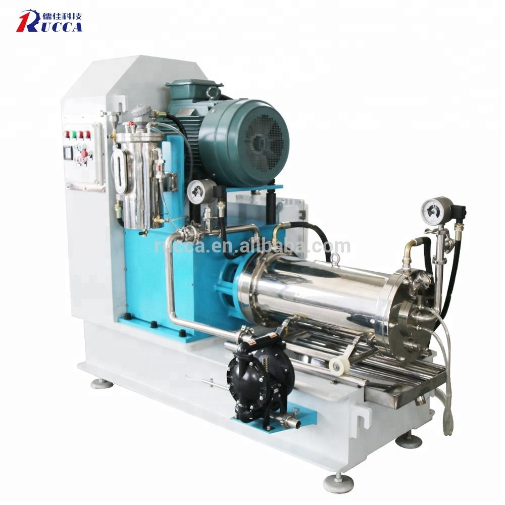 Paint Pigment Grinding Equipment Horizontal/Vertical Bead Mill