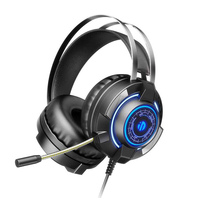 Game Berwarna-warni Headphone Earphone Headset Headphone Rgb