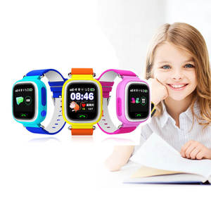 2020 Hot New Products Kids Fitness Tracker Q90 GPS Smart Watch