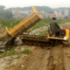 China Skid Steer Machine Loader China Construction Machinery Tracked Skid Steer Loader